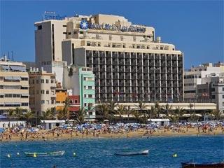 Hotel Cristina In Las Palmas Gran Canaria By Rey Solcom