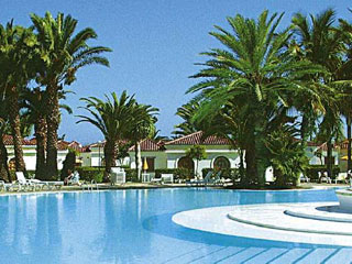 Jardin dorado hotel in maspalomas gran canaria for Bungalows jardin dorado