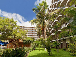 Barcelo margaritas hotel in playa del ingles gran canaria for Jardin canario restaurante