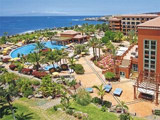 Teneriffa Costa Adeje Hotels  Sterne